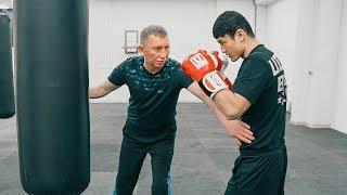 Как развить силу удара, скорость и выносливость на боксерском мешке