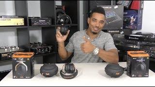 V-MODA Crossfade Wireless II Codex Edition Headphones Review