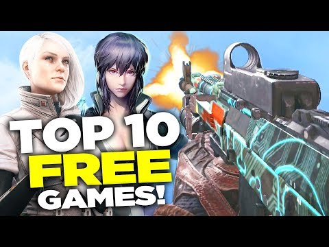 TOP 10 Free FPS Games 2017 - 2018 (NEW)