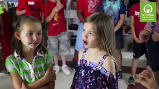 Creating a Welcoming Environment – Social Emotional Learning at the OCSB