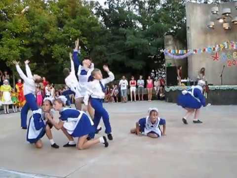 Конкурс ,танец посвящается  памяти событиям г.Беслан