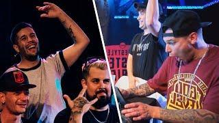 RIMAS ÚNICAS que dejaron REACCIONES INCREÍBLES!   Batallas De Gallos (Freestyle Rap)