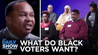 Who Will Win the Black Vote in 2020? | The Daily Show