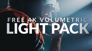 16 Free 4K Volumetric Light + Dust Elements | RocketStock.com