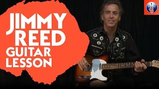 """Video thumbnail of """"Jimmy Reed style blues"""""""