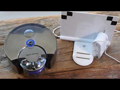 Dyson 360 Eye im Test - saugroboter-testing.de