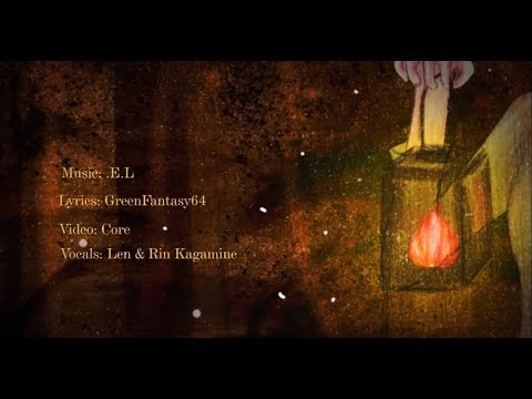 [Vocaloid Original] Hindrance [GreenFantasy64 & .E.L feat. Rin & Len ENG]