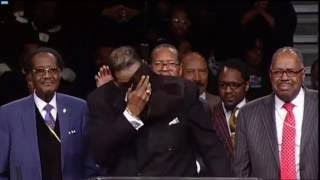 COGIC General Board Member Bishop J. Drew Sheard Preaching  at the 109th COGIC Holy Convocation!