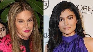 Caitlyn Jenner BREAKS Silence On Kylie Jenner