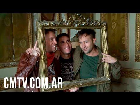 Los Totora video Detalles del Luna Park - Entrevista CM | Septiembre 2016