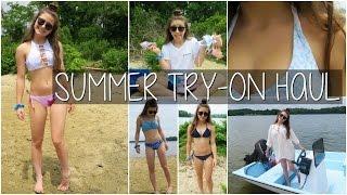 HUGE Summer HAUL + Try-On | ZAFUL, URBAN, AERIE, VS + MORE!!