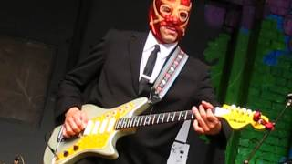 """LOS STRAITJACKETS    """"TEQUILA"""""""