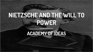 Nietzsche And The Will To Power