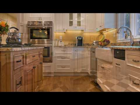 Custom Kitchen Cabinets in NH & MA