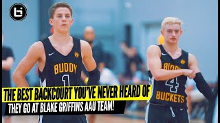 """Best Backcourt You've Never Heard Of"" Sean Pedulla VS Blake Griffins Team"