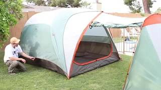 Best Family camping tent, Hobitat 6 from REI