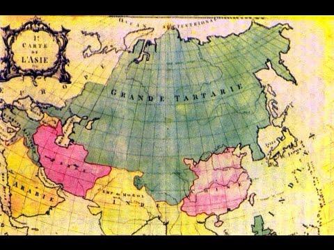 Великая Тартария, нас обманывали 300 лет,смотрите и думайте!