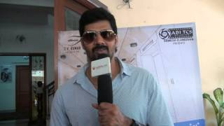 Hero Naveen Chandra Special Interview- Sarabham
