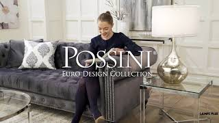 Video About the Possini Euro Swift Modern Table Lamp