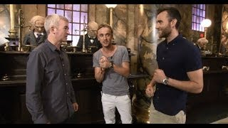 Том Фелтон, Behind the Bricks: A Tour of Diagon Alley™ with Tom Felton and Matthew Lewis Replay
