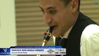 Francsico Jesús Rusillo Marquez plays Pulse by Vincent David