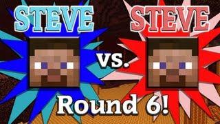 Steve vs. Steve - A Minecraft Rivalry - EP06