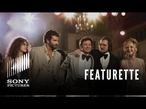 American Hustle Featurette 'The Cast'