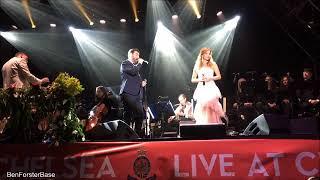 Ben Forster  & Celia Graham - I Believe My Heart - ALW A Musical Celebration, 17 June 2018