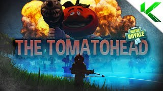 THE *TRUE* STORY ABOUT TOMATOHEAD! (Short Fortnite BR Movie) - Fortnite: Battle Royale