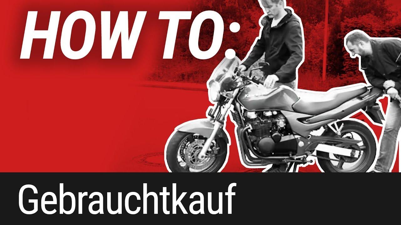 Einsteigertipp: Gebrauchtkauf | Louis Motorrad Bekleidung