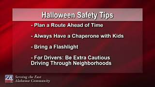 Etowah County Sheriff's Office Encourages Safety This Halloween