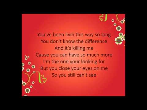 Bruno Mars - All She Knows (Lyrics on Screen)