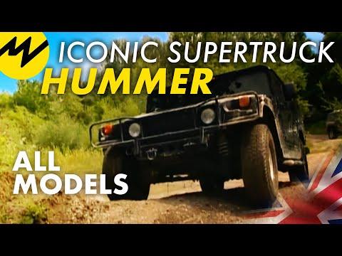 Hummer Truck Family