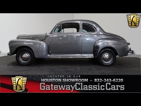 Video of Classic '47 Ford Coupe located in Houston Texas - $25,595.00 Offered by Gateway Classic Cars - Houston - M3RY