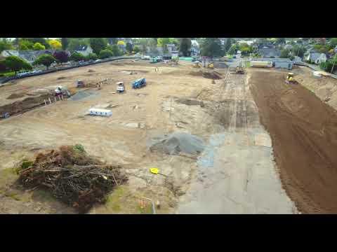 Korsmo Construction - Grant Elementary Progress - 9/20/18