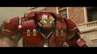 New Avengers Trailer Arrives - Marvel's Avengers: Age of Ultron Trailer 2