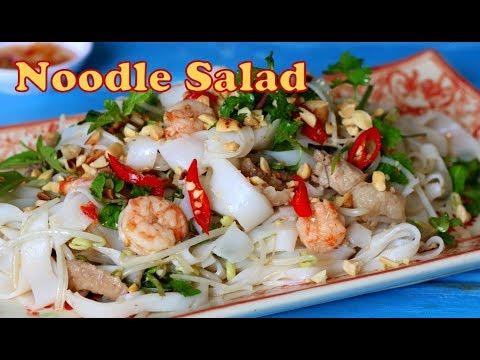 Quang-style Noodle Salad (Recipe)