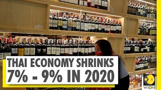 Southeast Asia's second-largest economy expected to shrink | Thailand | Thai economy