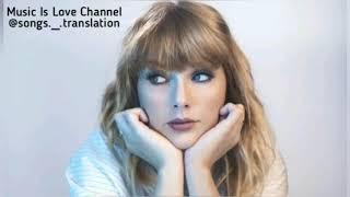 Taylor Swift Ft. Shawn Mendes   Lover مترجمة [ Lyrics ]