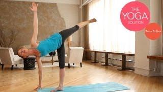 Building Balance | Beginner Yoga With Tara Stiles
