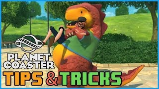 Planet Coaster: Tips And Tricks! #PlanetCoaster