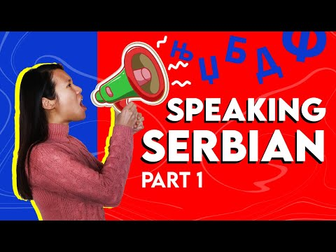10 Tips to Learn Serbian   Speaking (Episode 1)