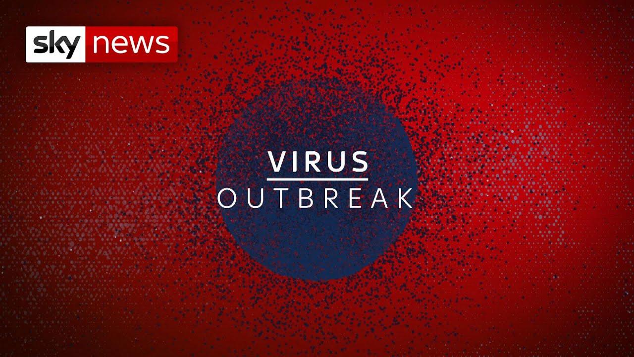 Sky News special: How coronavirus spread around the globe