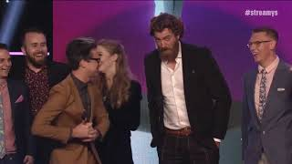 Good Mythical Morning Wins the Award for Show of the Year | Streamy Awards 2019