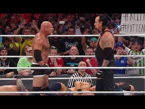 NoDQ&A Live: Undertaker facing Goldberg, AEW's television show, and more topics