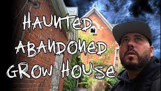 Exploring An Abandoned Grow House (Haunted) | OmarGoshTV