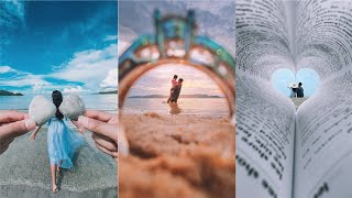10 Amazing Creative Beach Phone Photography Ideas Easy To Try. 📷🌊