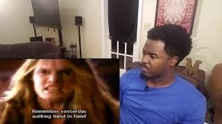 Skid Row I Remember You Reaction