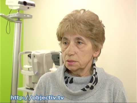 Миопия высокой степени с астигматизмом правого глаза