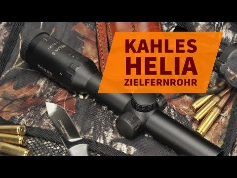 kahles: Test: Kahles Helia 1-5x24i Zielfernrohr für die Drückjagd jetzt auch mit (nachrüstbarem) Throw-Lever erhältlich